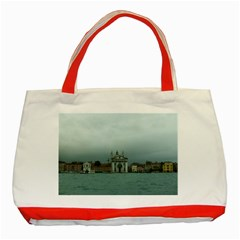 Venice Red Tote Bag by PatriciasOnlineCowCowStore