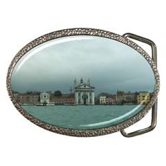 Venice Belt Buckle (oval)