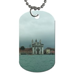 Venice Twin Sided Dog Tag by PatriciasOnlineCowCowStore