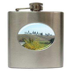 Italy Trip 1 149 Hip Flask by PatriciasOnlineCowCowStore