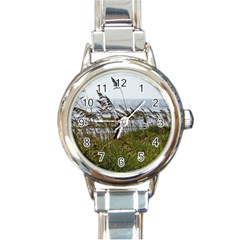 Cocoa Beach, Fl Classic Elegant Ladies Watch (round) by Elanga