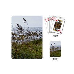 Cocoa Beach, Fl Playing Cards (mini)