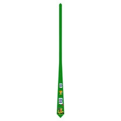Golfer s Tie, 2 By Joy Johns   Necktie (two Side)   3dsn2uzmjdv9   Www Artscow Com Front