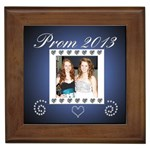prom tile - Framed Tile