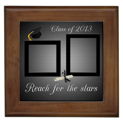 Graduation Tile By Angeye   Framed Tile   Njavylfbht26   Www Artscow Com Front
