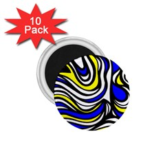 Zee14bb 1.75  Magnet (10 pack)  by bkatsstore