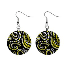 Zee2bbb 1  Button Earrings by bkatsstore