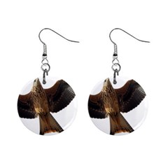 eagle 1  Button Earrings by StoreDisign1
