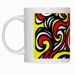 Wee17 White Mug by bkatsstore
