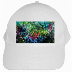 Raw Truth By Mystikka  White Baseball Cap