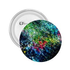 Raw Truth By Mystikka  Regular Button (round)