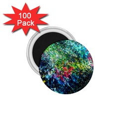 Raw Truth By Mystikka  100 Pack Small Magnet (Round)