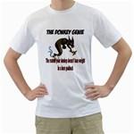 Donkey Genie 2 White T-Shirt