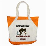 Donkey Genie 2 Accent Tote Bag