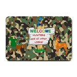 Hunter s small doormat