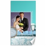 wedding - Canvas 40  x 72