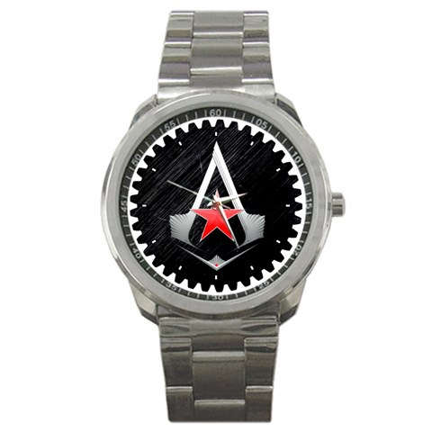 By Karun   Sport Metal Watch   Ft95lel83ha6   Www Artscow Com Front