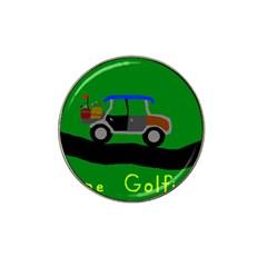 Gone Golfin 10 Pack Golf Ball Marker (for Hat Clip) by golforever12