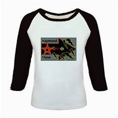 Raymond Fun Show 2 Long Sleeve Raglan Womens'' T-shirt