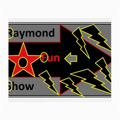 Raymond Fun Show 2 Glasses Cleaning Cloth by hffmnwhly