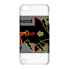 Raymond Fun Show 2 Apple Ipod Touch 5 Hardshell Case With Stand by hffmnwhly