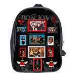 bon jovi - School Bag (XL)