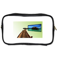 Virtual Tv Single Sided Personal Care Bag
