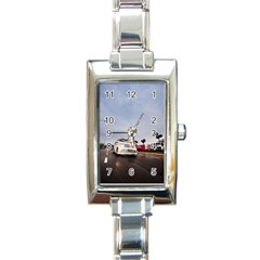 Wedding Car Classic Elegant Ladies Watch (rectangle)
