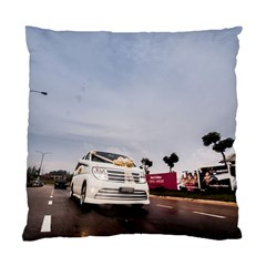 Wedding Car Twin Sided Cushion Case by Unique1Stop