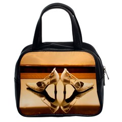 23 Twin Sided Satchel Handbag by Unique1Stop