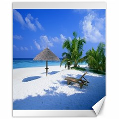 Beach 16  X 20  Unframed Canvas Print by Unique1Stop