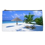 Beach Pencil Case Front