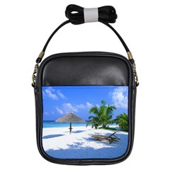 Beach Kids  Sling Bag