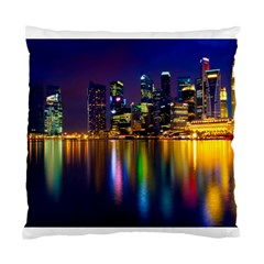 Night View Twin Sided Cushion Case by Unique1Stop