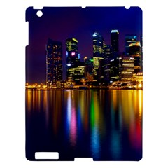 Night View Apple Ipad 3/4 Hardshell Case by Unique1Stop