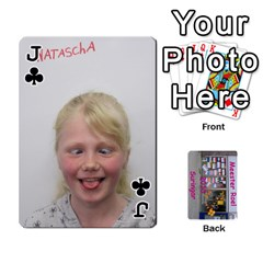 Jack Afscheid Roel Pakje 2 By Margaret Hyams   Playing Cards 54 Designs   3lvh8dbb6bqf   Www Artscow Com Front - ClubJ