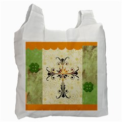 Sunset2 Twin Sided Reusable Shopping Bag