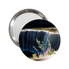 Waterfall Handbag Mirror