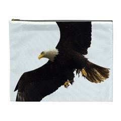 Landing Eagle I Cosmetic Bag (xl) by OnlineShoppers