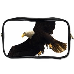 Landing Eagle I Travel Toiletry Bag (one Side) by OnlineShoppers