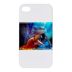 As The River Rises Apple Iphone 4/4s Premium Hardshell Case