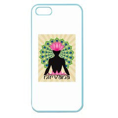 Me & Nirvana Apple Seamless iPhone 5 Case (Color) by NIRVANA