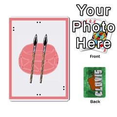 Clovisv2 2 Deck2 By Geni Palladin   Playing Cards 54 Designs   L10nmc56o2vw   Www Artscow Com Front - Diamond7