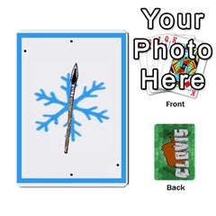 Clovisv2 2 Deck2 By Geni Palladin   Playing Cards 54 Designs   L10nmc56o2vw   Www Artscow Com Front - Spade10
