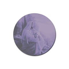 Religious  Drink Coasters 4 Pack (round)