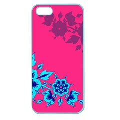 4 Apple Seamless Iphone 5 Case (color) by fatfatiya