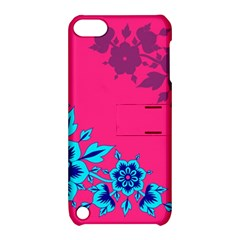 4 Apple Ipod Touch 5 Hardshell Case With Stand by fatfatiya