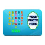 Boy s ABC place mat - Plate Mat
