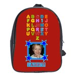 Boy s ABC Bag - School Bag (XL)