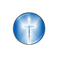 Christian Cross jesus christ Hat Clip Ball Marker (10 pack) by WordArtGift